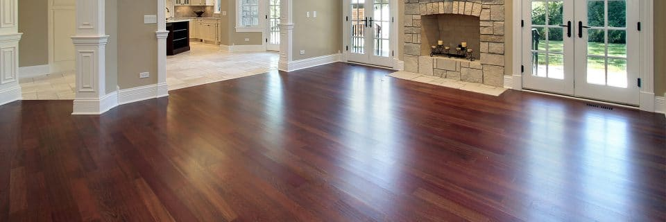 Cherry Wood Floor
